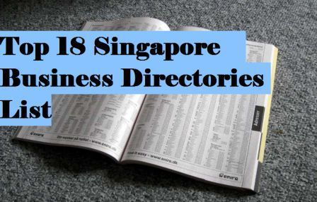 Top 18 Singapore Business Directories List (Updated May'16)
