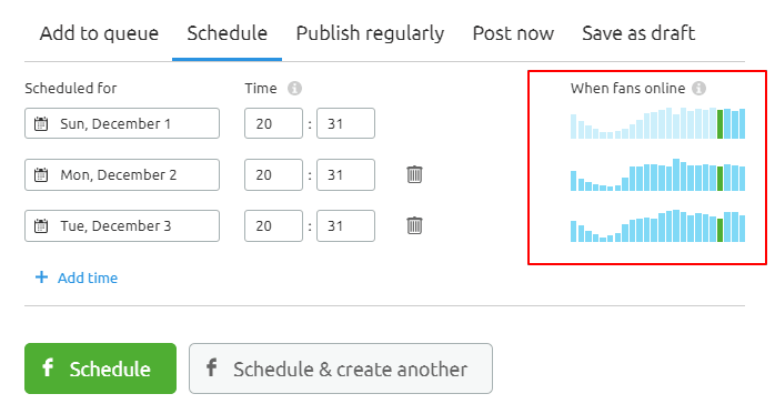 Social Media Poster Scheduling